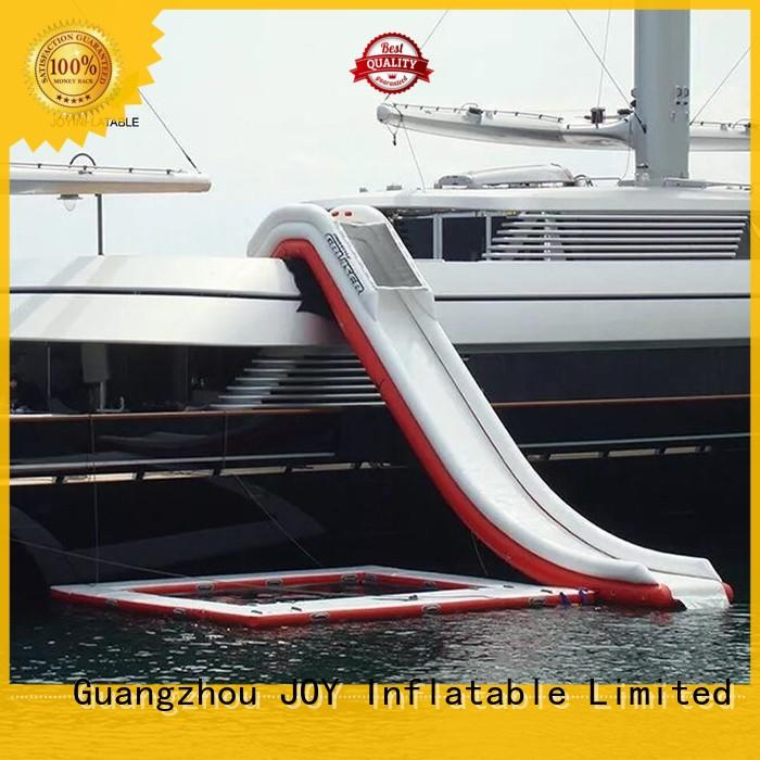 trampoline inflatable floating water park sports wholesale for child