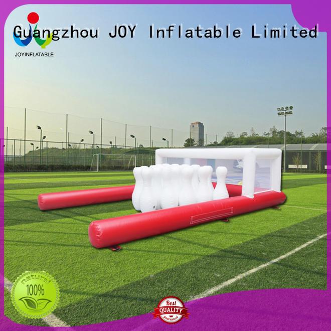 bucking field darts OEM inflatable games JOY inflatable