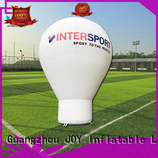 JOY inflatable shows custom advertising balloons factory price for children