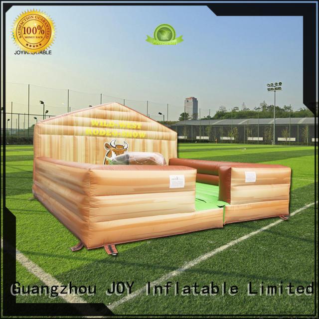 JOY inflatable mobile inflatable bull manufacturer for children