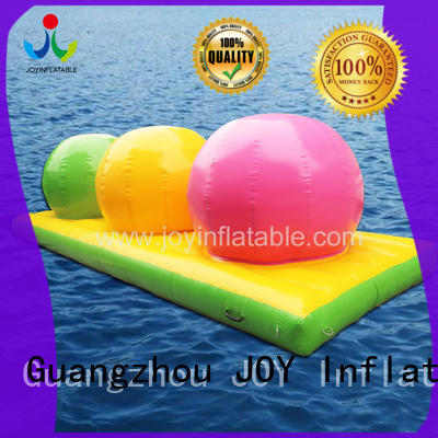 rolling ball inflatable aqua park chill wholesale for child