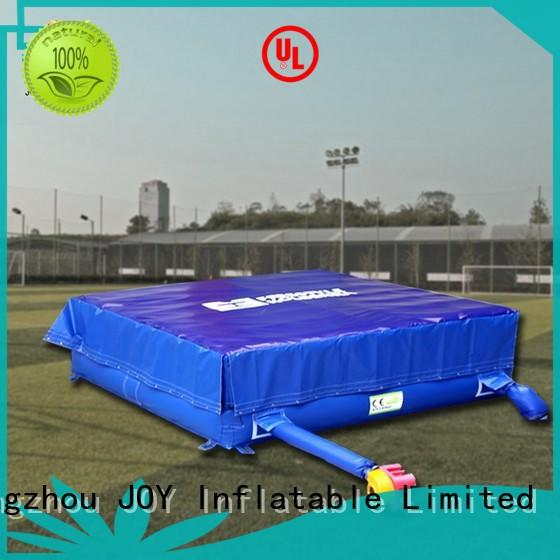 double air bag blow up series for outdoor