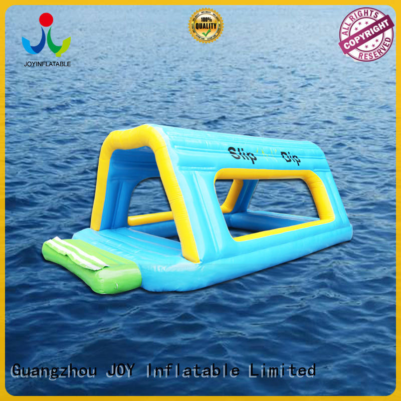 JOY inflatable equipment trampoline water park wholesale for children