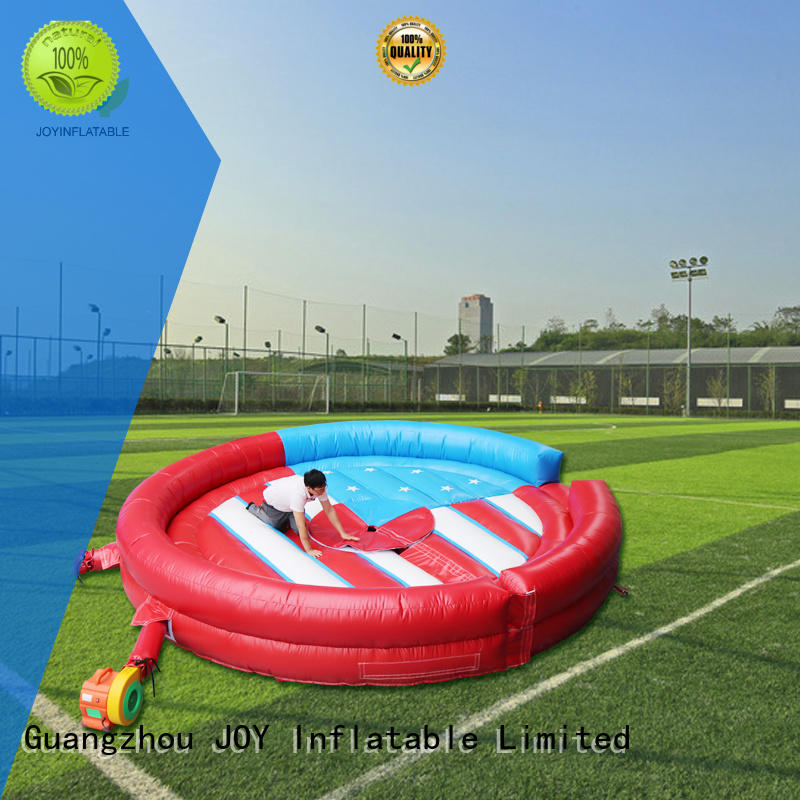 mechanical bull for sale riding meltdown JOY inflatable Brand company