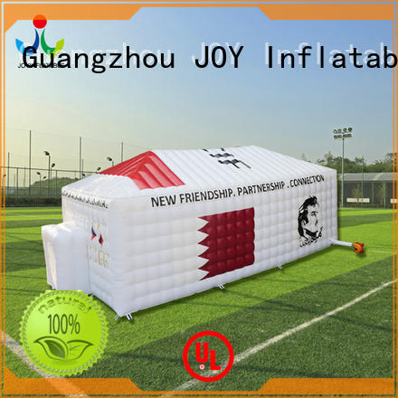 square joyinflatable Inflatable cube tent popular JOY inflatable