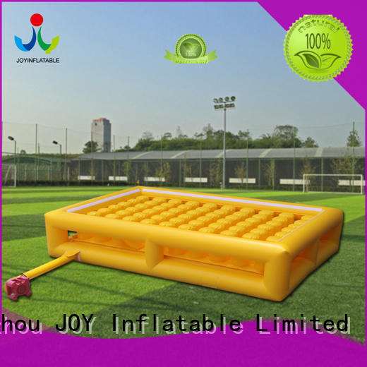 airbag trampoline airbag for child JOY inflatable