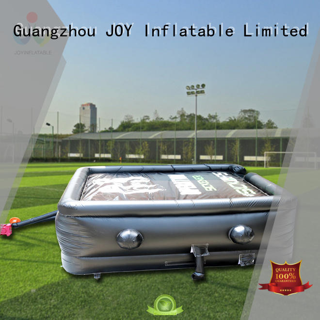 JOY inflatable mountain air pillow trampoline directly sale for kids