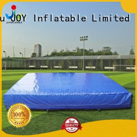 JOY inflatable mats stunt airbag manufacturer for kids