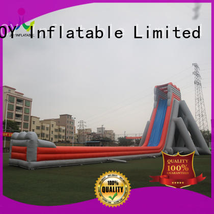 JOY inflatable blow up slip and slide from China for child