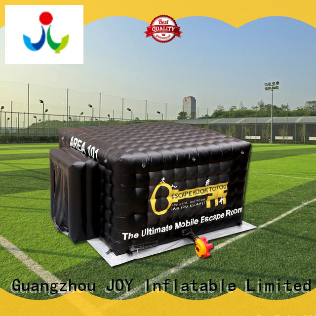 JOY inflatable giant Inflatable cube tent supplier for child