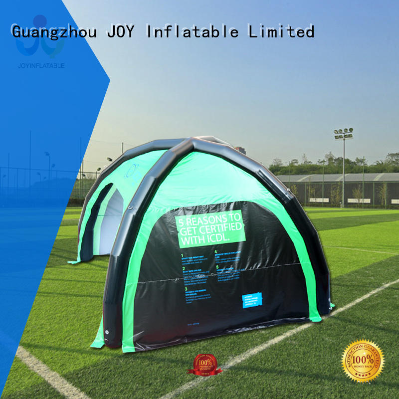 large blow up canopy factory for children
