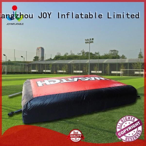 jump sport JOY inflatable Brand inflatable crash pad