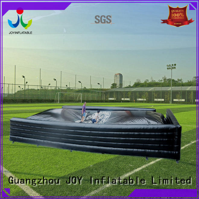 JOY inflatable jump foam pit airbag from China for outdoor