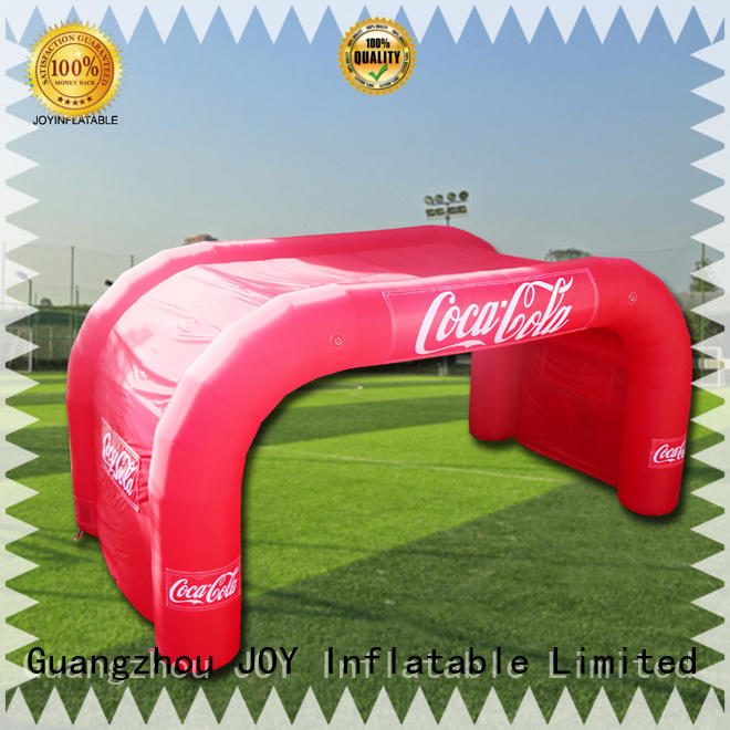 Quality JOY inflatable Brand play cover Inflatable advertising tent