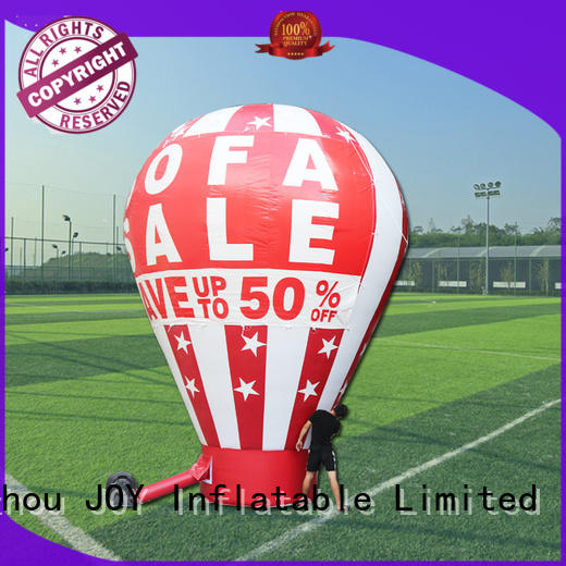 JOY inflatable snow giant advertising balloons for kids