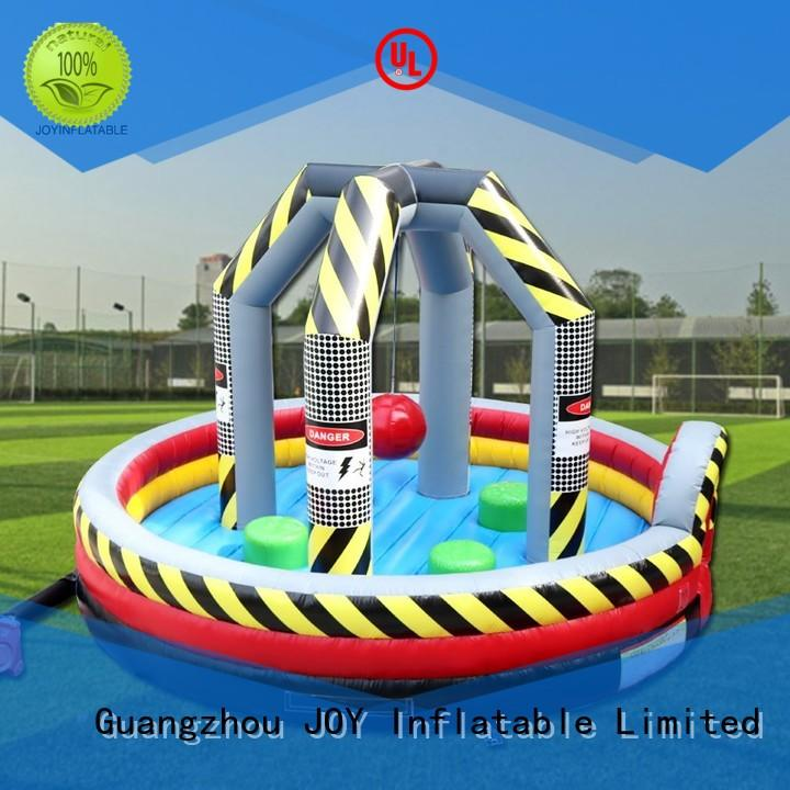 outdoor wipe JOY inflatable Brand inflatable games