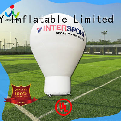 JOY inflatable trade advertising balloon customized for outdoor