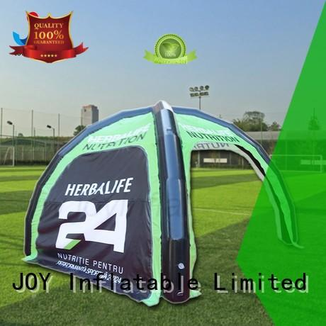 JOY inflatable Brand hot sale popular Inflatable advertising tent lawn factory