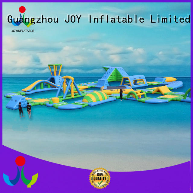 JOY inflatable course inflatable aqua park factory for outdoor