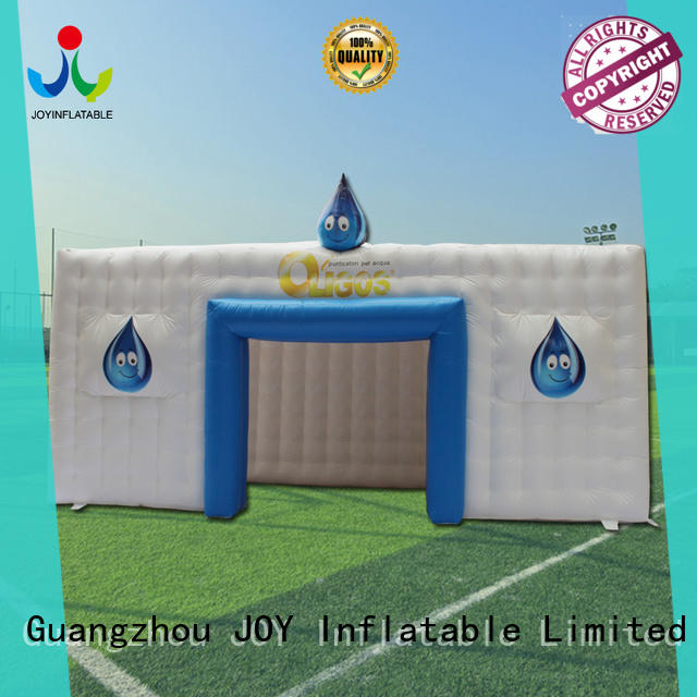 JOY inflatable equipment Inflatable cube tent personalized for child