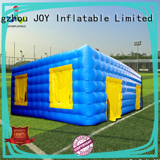 JOY inflatable bridge inflatable marquee tent personalized for outdoor