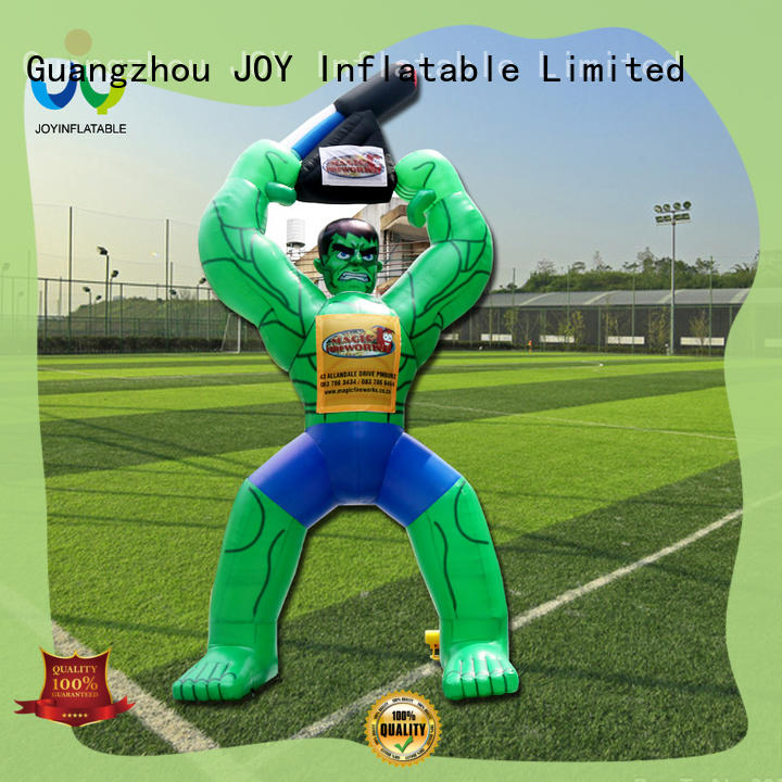 air inflatables with good price for kids JOY inflatable