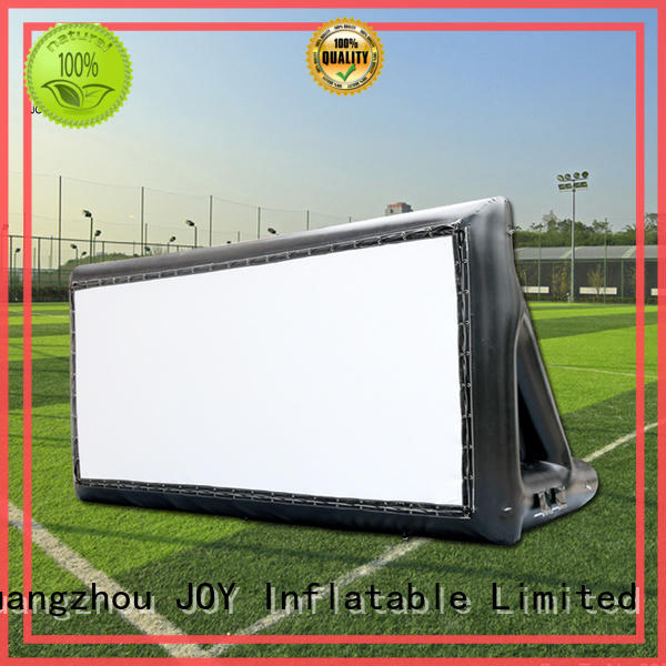 JOY inflatable inflatable movie screen series for child