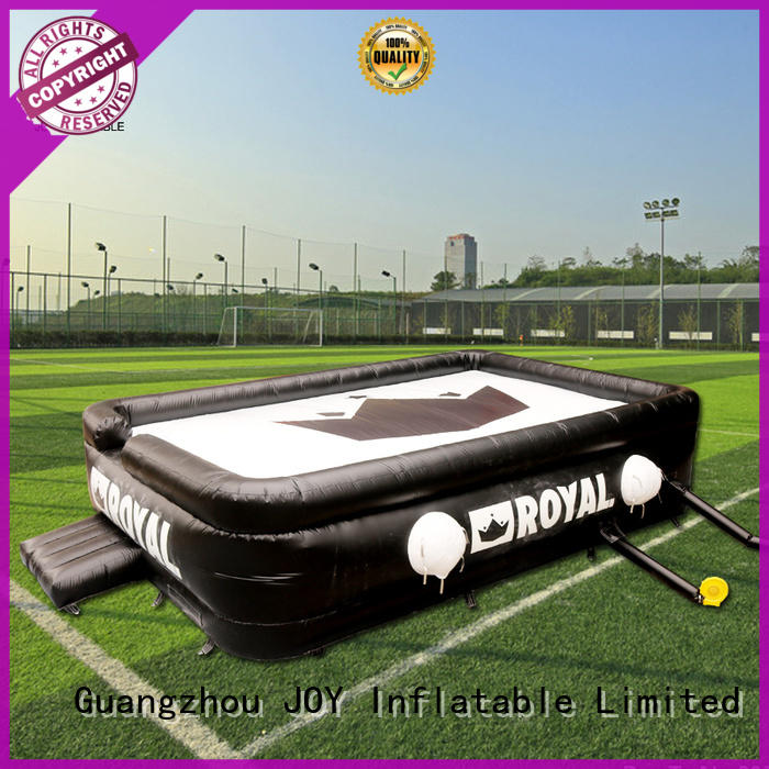 JOY inflatable pit inflatable air bag manufacturer for kids