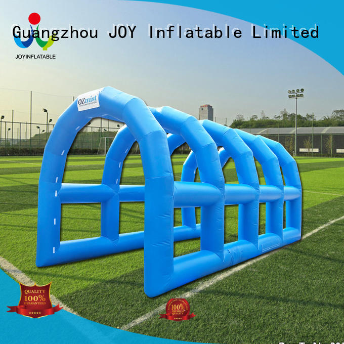 JOY inflatable inflatable race arch personalized for child