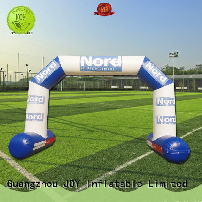 inflatable start finish line for children JOY inflatable