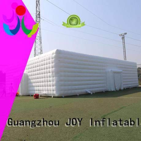 sports inflatable cube marquee personalized for outdoor
