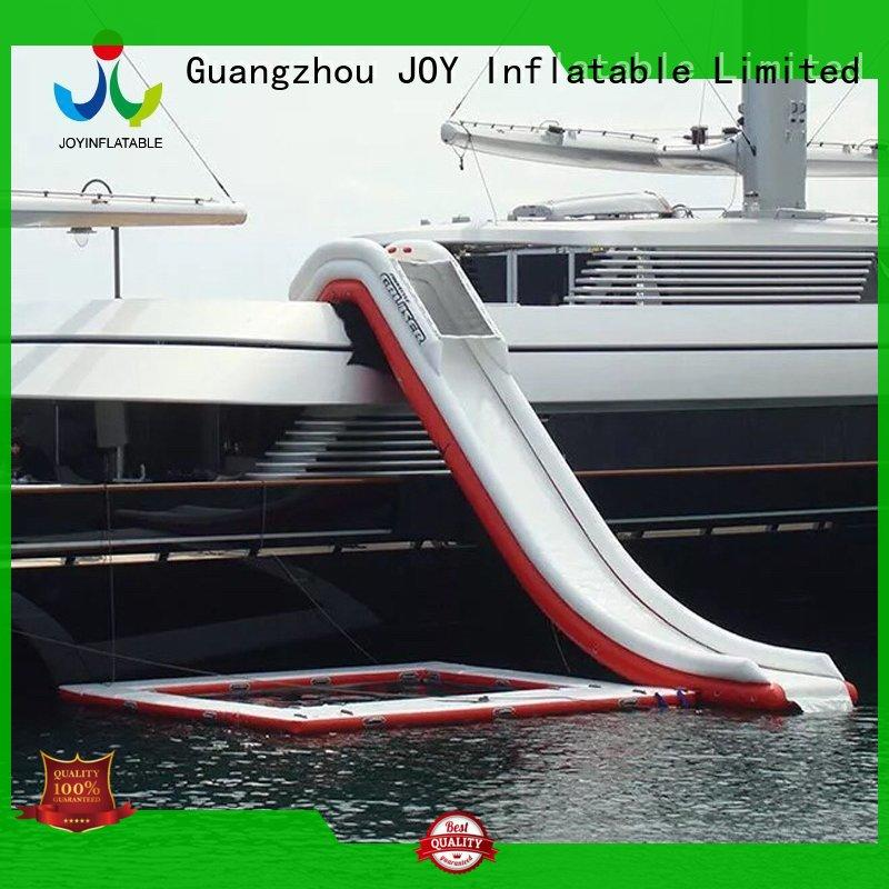 JOY inflatable watchtower blow up trampoline wholesale for kids