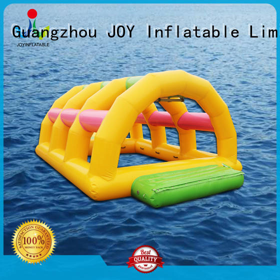 JOY inflatable air inflatable lake trampoline supplier for child