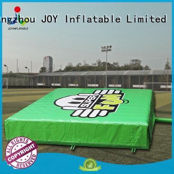 JOY inflatable stunt mat series for outdoor