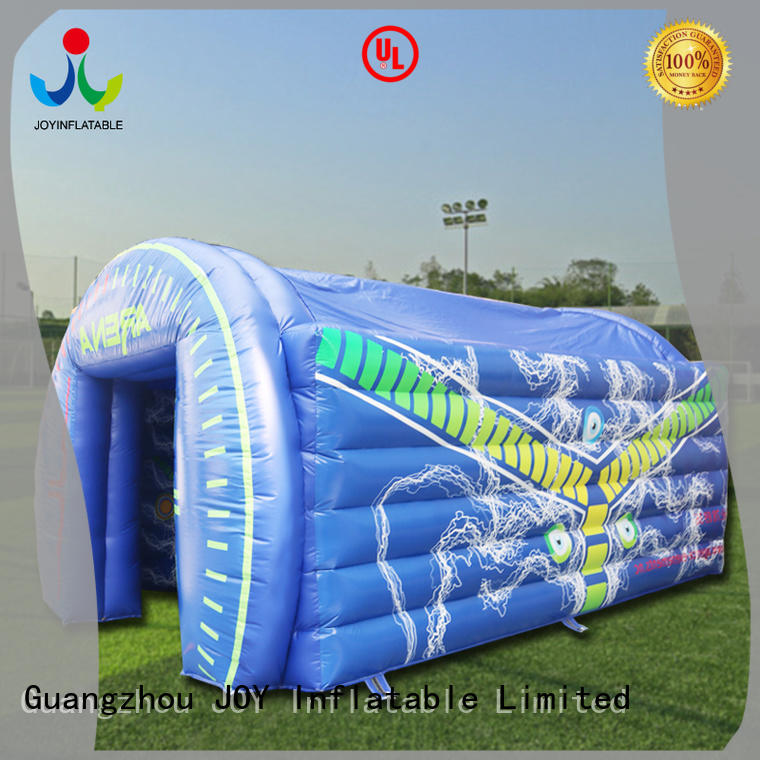 JOY inflatable pvc blow up tent factory for outdoor