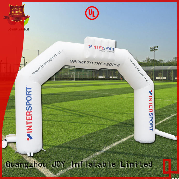 JOY inflatable start inflatable arch factory price for kids