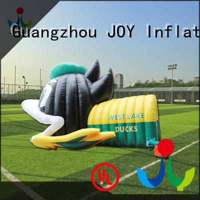 hot selling promotional Inflatable advertising tent pvc trendy JOY inflatable company
