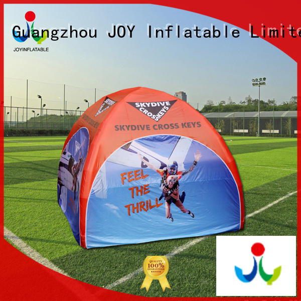 JOY inflatable building spider tent with good price for children