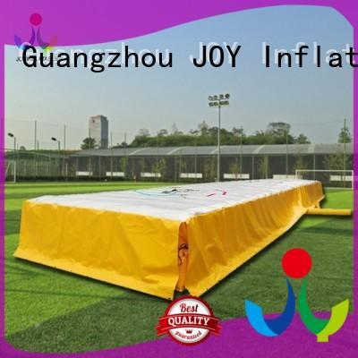 Hot bmx bag jump professional big JOY inflatable Brand