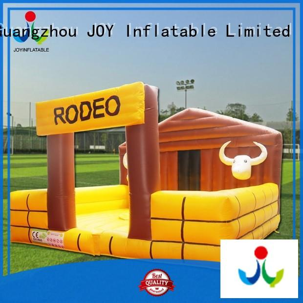 JOY inflatable waterproof inflatable bull from China for children