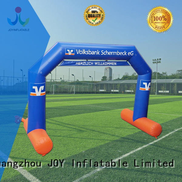 play inflatable professional Inflatable advertising tent JOY inflatable Brand company