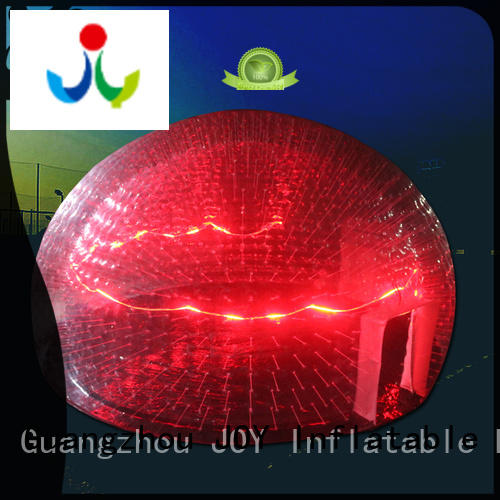 double inflatable dome tent from China for children