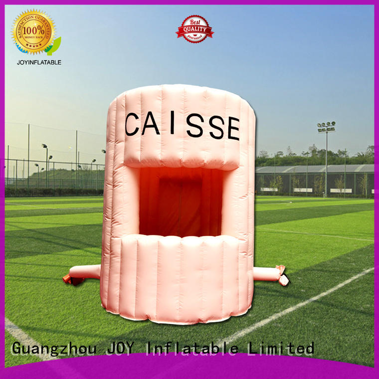 JOY inflatable portable clear igloo tent from China for outdoor