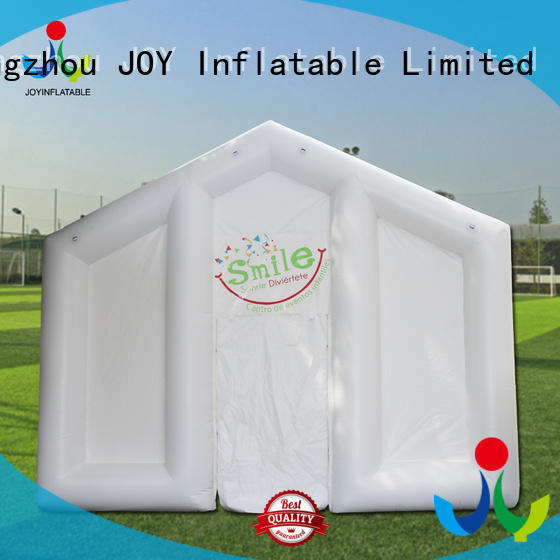 inflatable marquee for sale cloth Inflatable cube tent JOY inflatable Brand