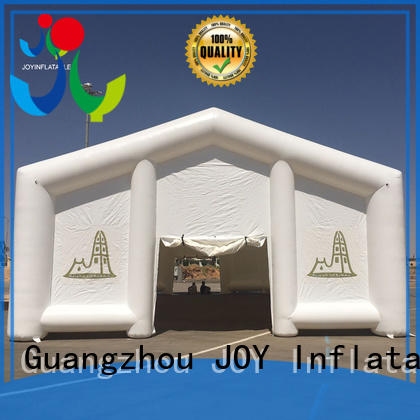 customized instant price hot sale Inflatable cube tent JOY inflatable