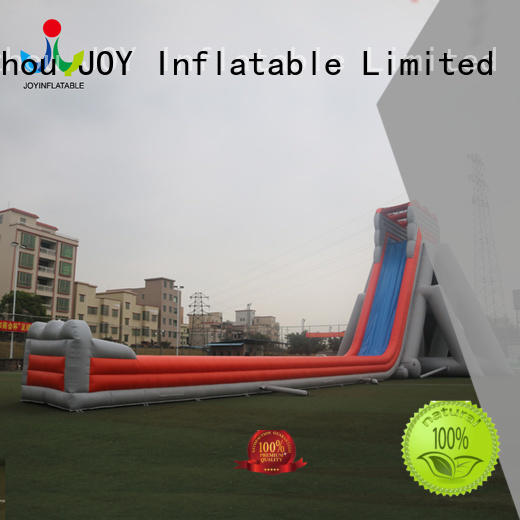 JOY inflatable quality best inflatable water slides from China for kids