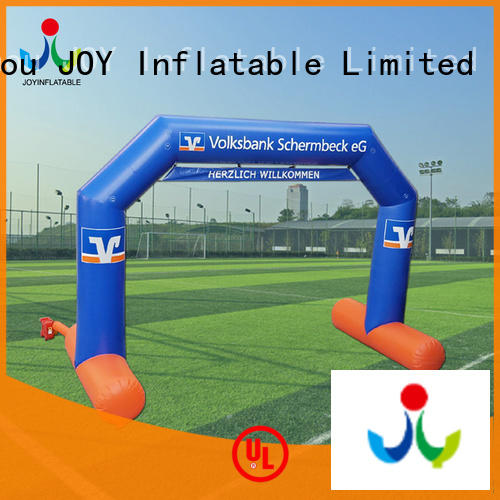 JOY inflatable printing blow up canopy with good price for outdoor