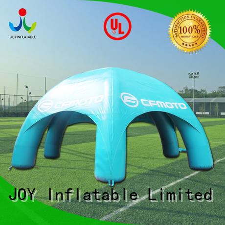 cube inflatable canopy tent design for kids