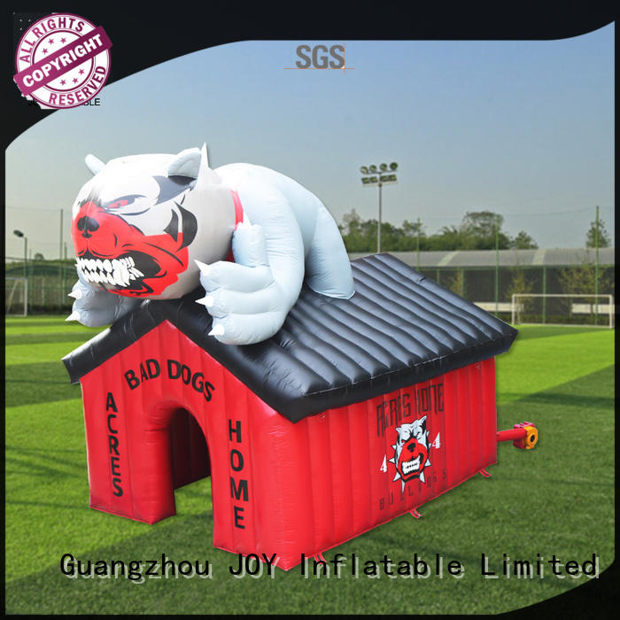 sports inflatable cube marquee personalized for children