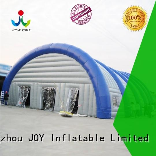 JOY inflatable white giant outdoor tent manufacturer for child
